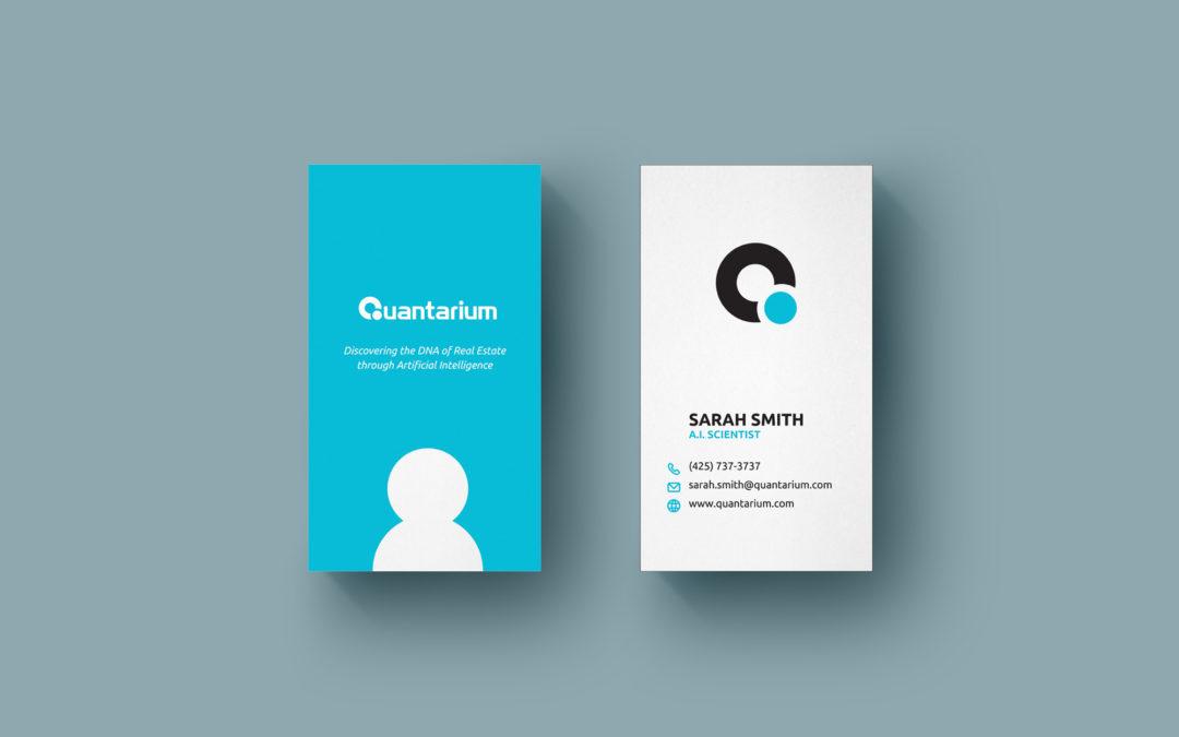 Quantarium Rebranding